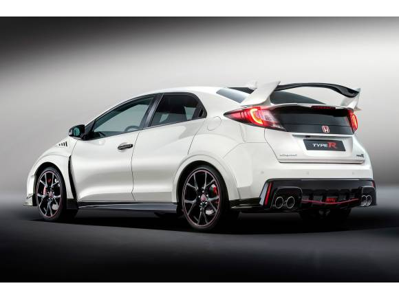 El Civic Type R estará disponible desde 34.500€