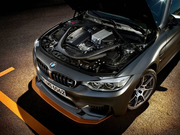 El BMW M4 GTS podrá equipar llantas de fibra de carbono