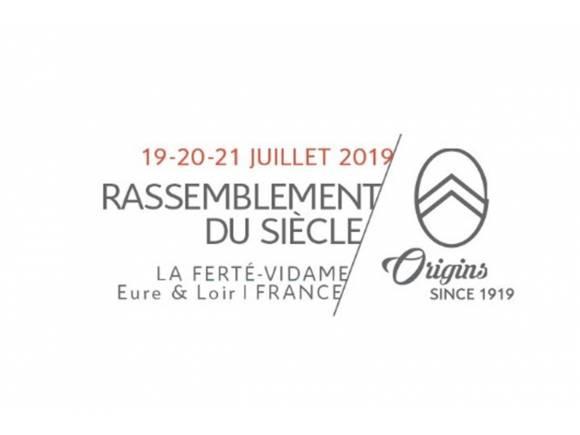 Apúntate a celebrar el centenario de Citroën