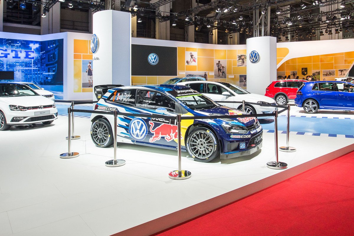 Volkswagen Salón de Barcelona