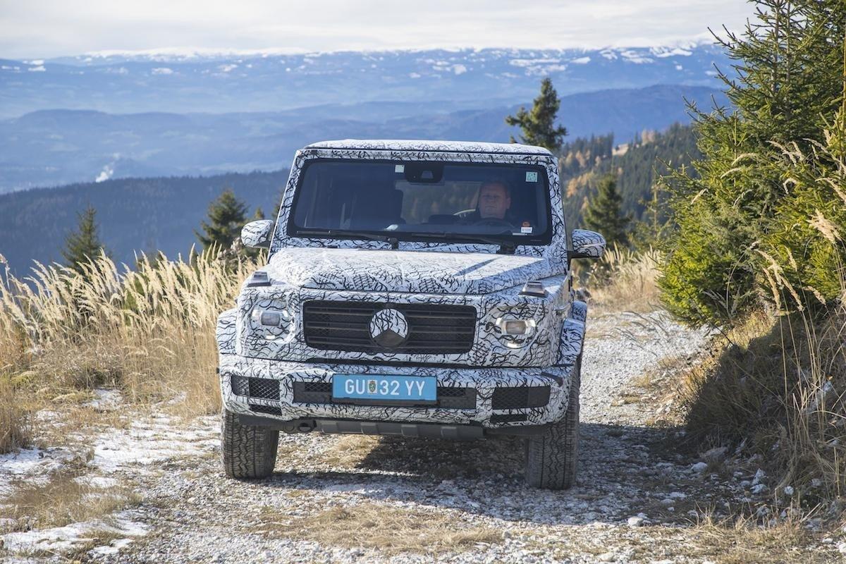 Nuevo Mercedes G 2018