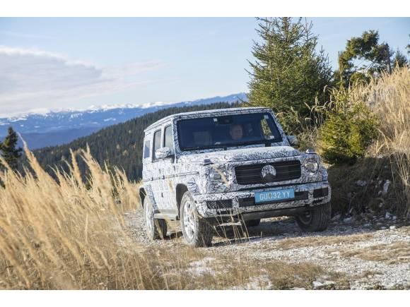 Nuevo Mercedes Clase G 2018: información todoterreno