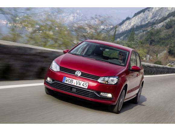 Volkswagen A-Polo: un utilitario bien equipado por menos de 10.000 euros.