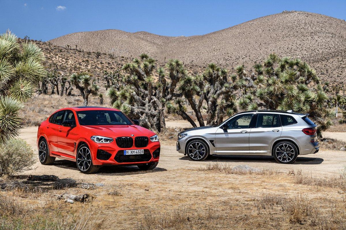 BMW X3 X4 M