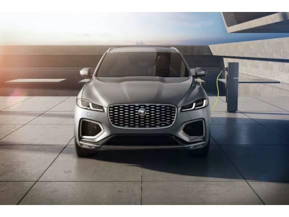 Conducción más eficiente: la gama de híbridos y eléctricos de Jaguar
