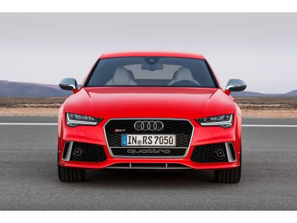 Tras la renovación del Audi A7 Sportback, llega el RS7