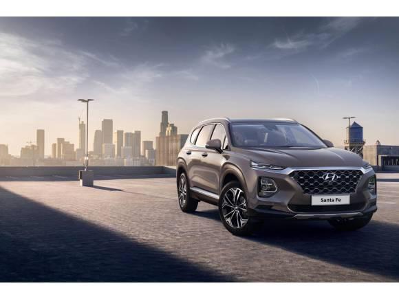 Vídeo: primeras imágenes del Hyundai Santa Fe