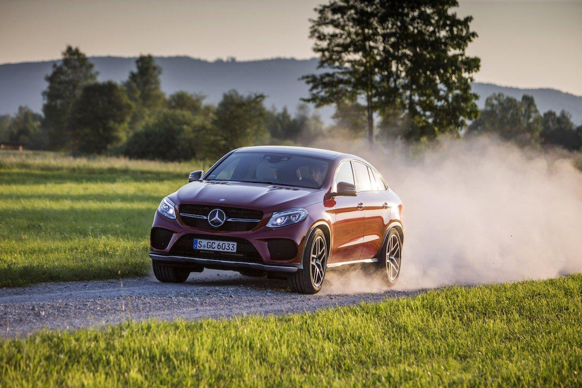 Mercedes GLE y GLE Coupé
