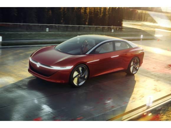 Volkswagen I.D. VIZZION, la familia eléctrica sigue creciendo