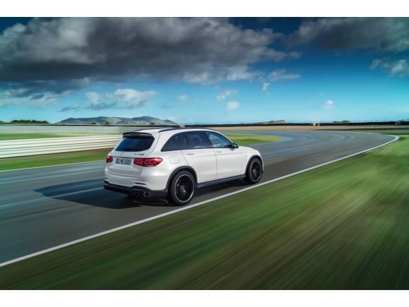 Así son los nuevos Mercedes-AMG GLC 63 y GLC 63 Coupé