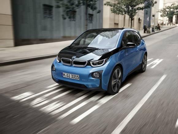 BMW i3: el coche eléctrico de BMW ahora con 300 km de autonomía