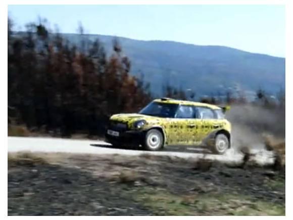 Vídeo: MINI CountryMan WRC