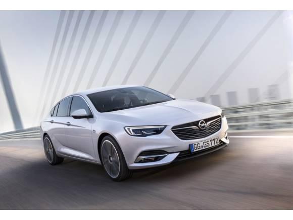 Opel Insignia Grand Sport 1.5 Turbo Gasolina: ¿Quién quiere diésel?