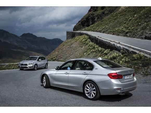 Los nuevos BMW 225XE y BMW 330E reciben la tecnología eDrive
