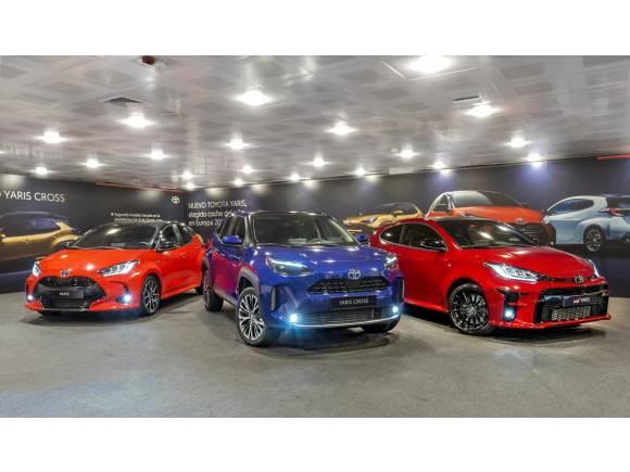 Toyota Yaris Cross: nos montamos por primera vez en el nuevo SUV