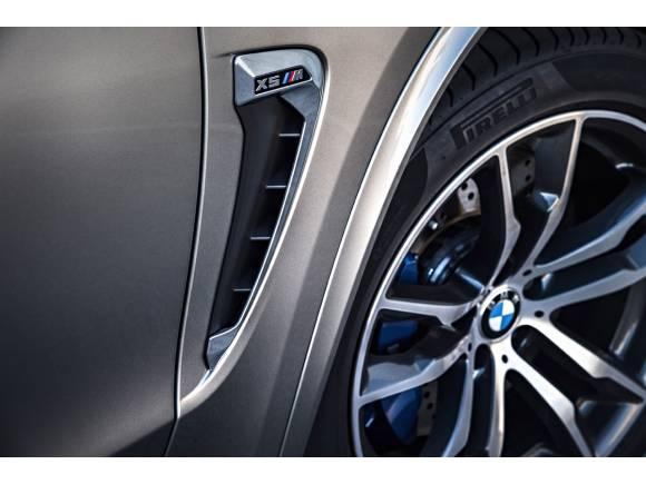 BMW: llegan las versiones M del X5 y X6