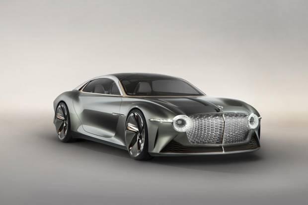 Bentley EXP 100 GT, el coche del centenario
