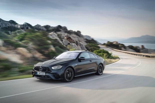 Nuevos Mercedes Clase E Coupé y Cabrio: disponibles en otoño