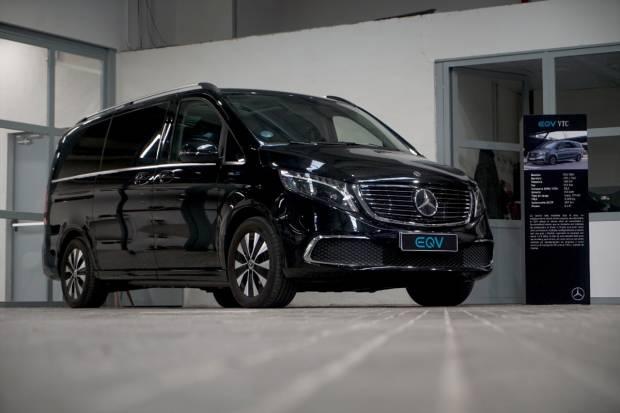 Así es la gama eléctrica de vehículos comerciales de Mercedes-Benz