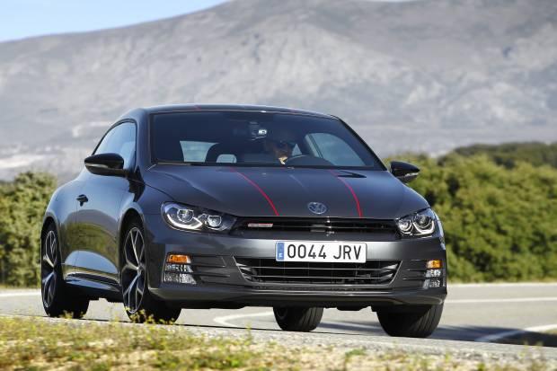 Prueba Volkswagen Scirocco GTS DSG: Mejor que el Golf.