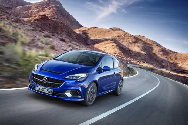 Opel Corsa OPC, el urbano que es feliz en un circuito