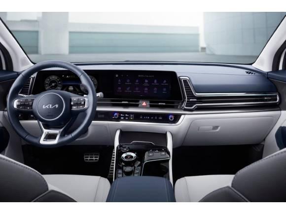 Nuevo Kia Sportage 2022: diseño, interior, acabados,...