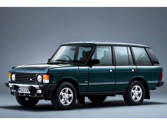 Se cumplen 21 años del primer Range Rover Autobiography