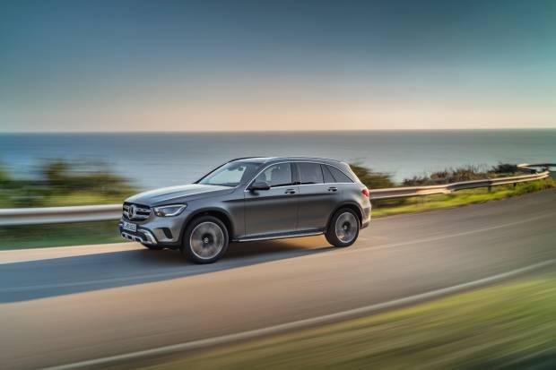 Mercedes GLC: primera prueba y opinión del SUV alemán