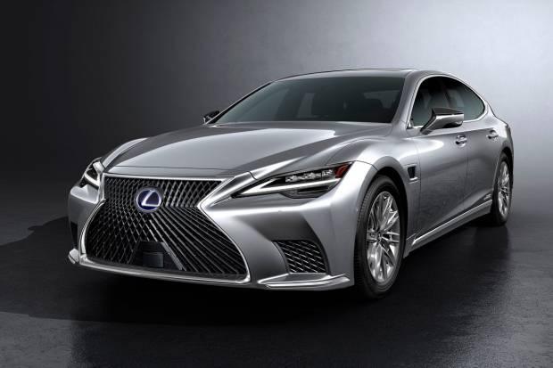 Nuevo Lexus LS: mejorando la comodidad y la dinámica