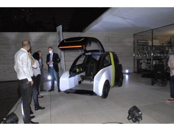 The e-Miles Company quiere revolucionar la movilidad urbana con su microcar