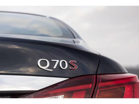 El Infiniti Q70 se pone a la venta desde 38.990 €