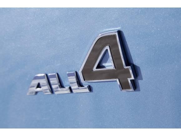 El nuevo MINI Clubman recibe la tracción total ALL4