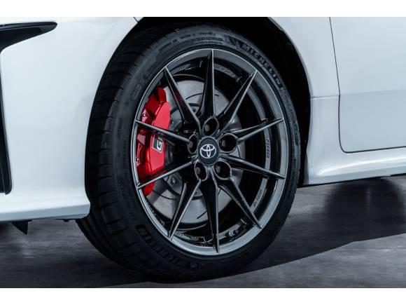 Toyota GR Yaris: 260 CV de potencia y no es híbrido