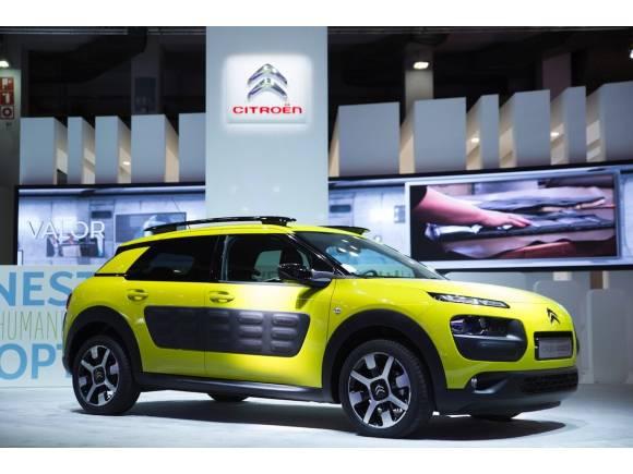 El Grupo PSA y sus marcas Peugeot, Citroën y DS