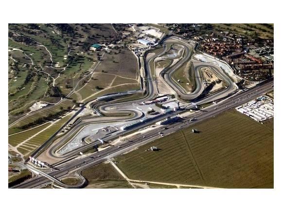 ¿Un nuevo circuito del Jarama al lado del aeropuerto de Madrid?