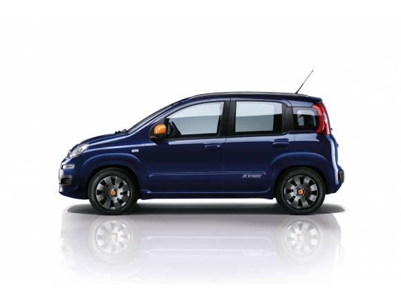 Nuevo Fiat Panda K-Way, el más personalizable