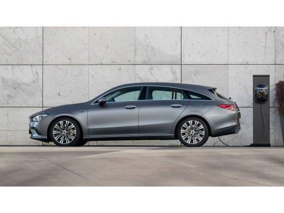 Los Mercedes CLA, B y GLA ya tienen versión híbrida enchufable