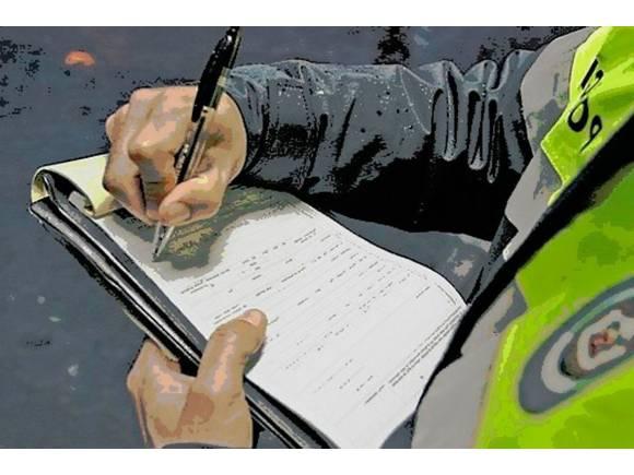 ¿Está obligada la Policía o la Guardia Civil a darnos la multa in situ?