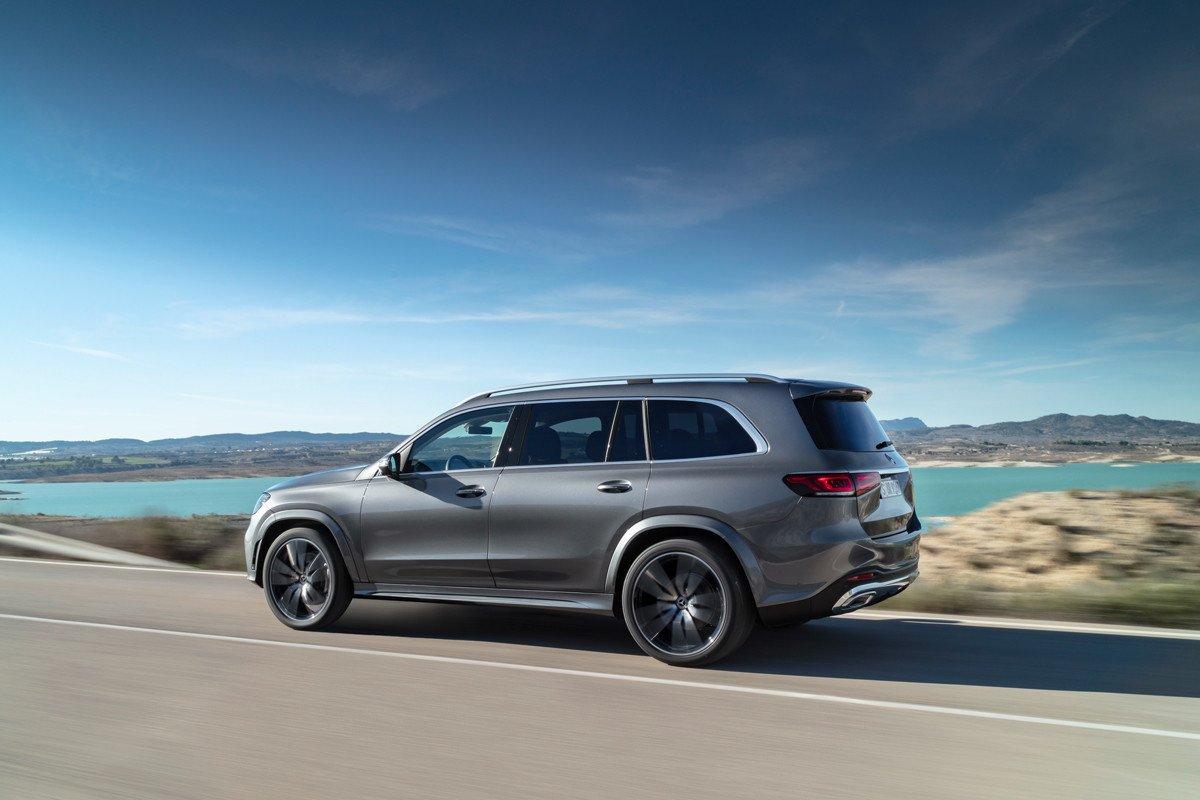 Nuevo Mercedes GLS