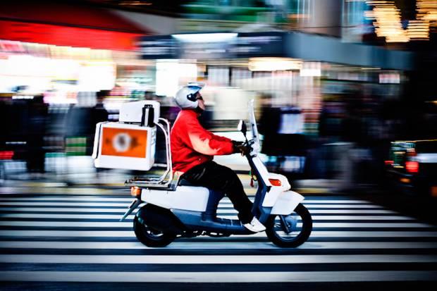 ¿Vas a trabajaren moto? Deberías tener estos consejos en cuenta