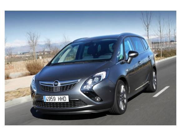 Prueba: Opel Zafira Tourer 2.0 CDTI, un monovolumen para largos viajes