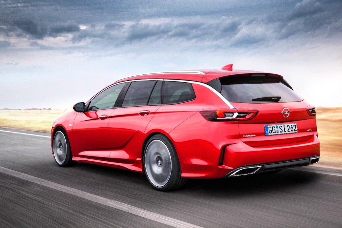 Opel Insigina GSI 2018