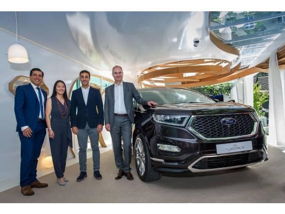 Gama Ford Vignale 2016 por primera vez en España