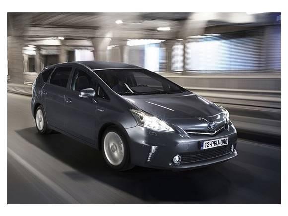 Prueba: Toyota Prius+ Advance