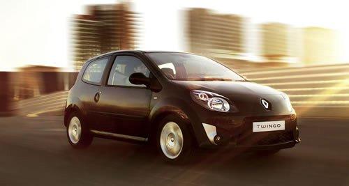 Otra posibilidad: el Renault Twingo