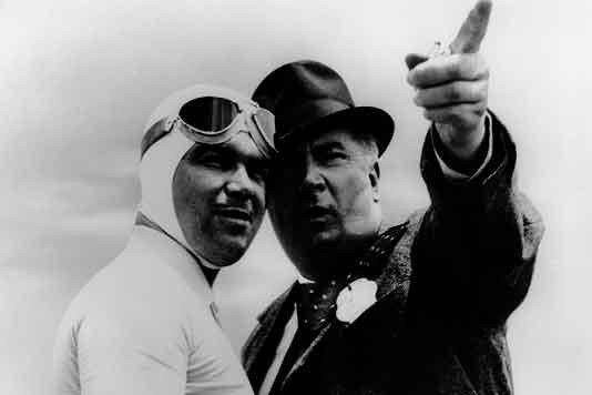 Rudolph Caracciola y Mercedes