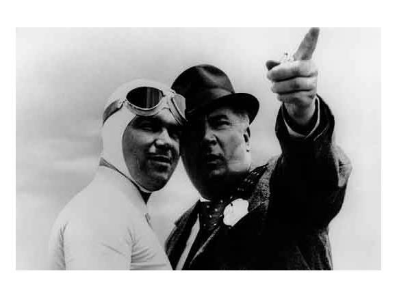 Rudolf Caracciola, el Rey de los Grand Prix