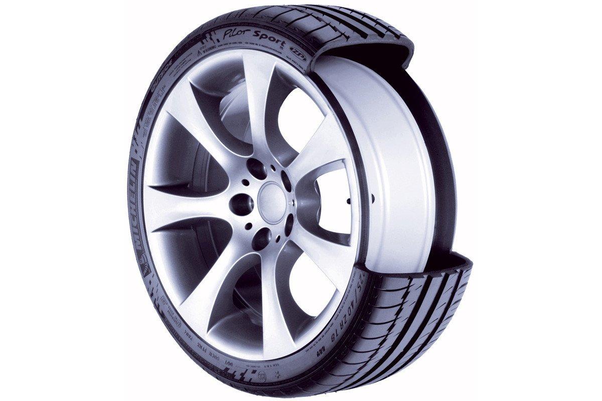 Resultado de imagen para Tecnología run flat en neumáticos