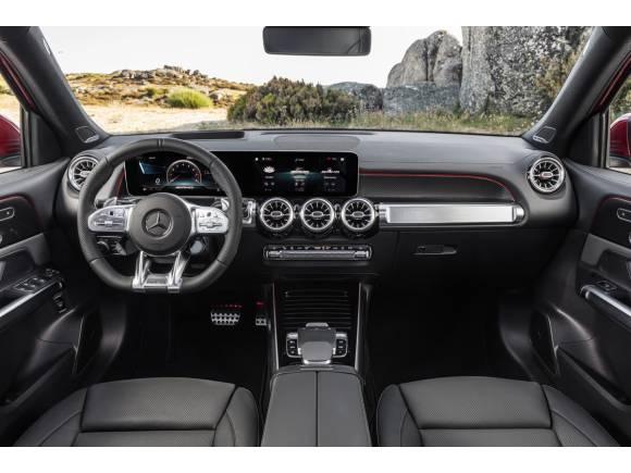 El Mercedes GLB entra a formar parte de la familia AMG