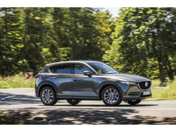 Mazda CX-5 2020: ligeros cambios y más seguridad